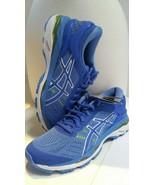 Asics Gel Kayano 24 T799N-4840 Womens Blue Low Top Athletic Gym Running ... - $61.74