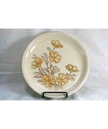 "Biltons Of Staffordshire Floral  Dinner Plate 9 3/4"" - $5.03"