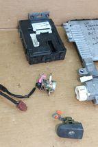 05 Nissan Xterra 4x4 ECU Computer Ignition Switch BCM Door Tailgate Key Locks image 4