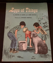Eggs of Things Book - By: Kumin & Sexton - $45.00