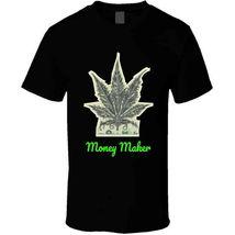 Money Maker 420 Canna T Shirt image 5