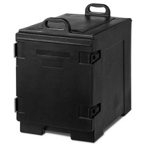 81 Quart Capacity End-loading Insulated Food Pan Carrier - $226.30