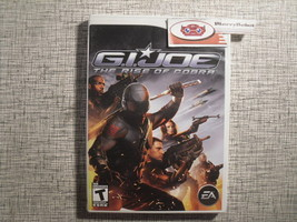 GI Joe The Rise of Cobra Nintendo Wii 2009 Shooter Game - $10.13