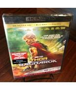 Marvel's Thor 3: Ragnarok (4K+Blu-ray-No Digital)-Free Shipping w/Tracking - $21.76