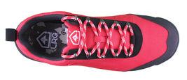 LRG Rojo Chino Zelkova Bajo Top Senderismo Botas Zapatos image 6