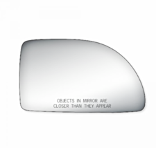 Fits 05-09 Equinox Torrent 92-07 Vue Right Pass Mirror Glass Lens w/Adhe... - $19.75