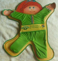 COLECO Vintage Cabbage Patch Kids Poseable Action Wear Outfit 1983/84 - $26.99