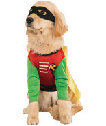 Super Hero , Robin - Pet | Dog Costume , X-LARGE - Free Shipping - $564,75 MXN