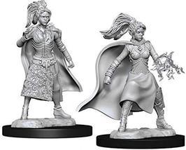 Nolzur's Marvelous Miniatures Wizkids - D&D Female Human Sorcerer - WZK73832 - $8.99