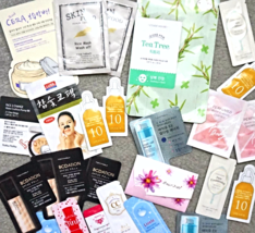 Korean Skincare Cosmetic Samples - 25pcs - $28.00