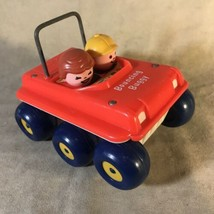 Fisher Price Bouncing Buggy 1973 Toy - $14.84