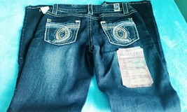 WallFlower Vintage Collection Juniors Legendary Bootcut Jeans, Size 5 - New - $28.98