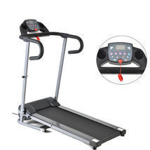 Fitness Electric Treadmill Exercise Equipment Folding Running Machine 60... - $225.00