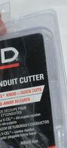 Ridgid 32920 Tubing Conduit Cutter X Cel Knob Fold Away Reamer image 6