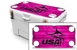 """Ozark Trail Wrap """"Fits 73qt Cooler"""" 24mil Skin Lid Kit USATuff Marlin Wo... - $35.95"""