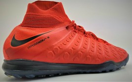 Nike Mens HypervenomX Proximo II DF TF Soccer Shoes Red 852576-616 SIZE ... - $121.51