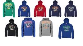 M-5X Men's NFL Fair Catch Hoodie Pullover Hooded Sweatshirt Football NEW