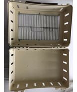 Cabin Kennel Airline Approve Under Seat Pet Carrier Crate Small Dog Cat ... - $48.15