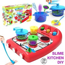 Slime Kitchen | Mega Slime Factory Kit for Girls | Everything Included to - $34.63