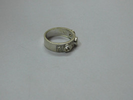 925 sterling Silver mount Ring, Round- 4.0 mm,RI-0329,ring,all size avai... - $17.80