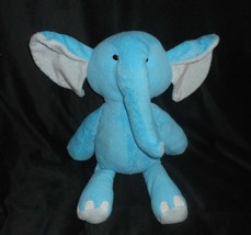 "17 "" Animale Avventura Dolce Sprouts Blu Elefantino Peluche Peluche - $24.52"