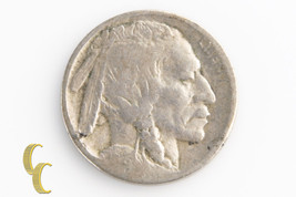 1913-D 5¢ $.05 Type 2 Buffalo Nickel Good Condition, Natural Color & Nic... - $102.46