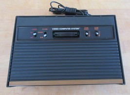 Atari 2600 Switch Console Model CX-2600A for Parts or Repair - $29.69