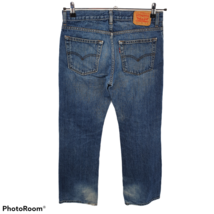 Levi's Boot Cut Boys 29x29 Medium Wash Jeans 527 18 Regular - $19.79