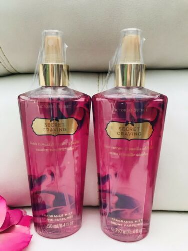 Primary image for New Victoria's Secret Secret Craving 8.4 oz Fragrance Mist Brand Discontinue HTF