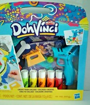 Hasbro PlayDoh DohVinci Kids Essential Art Set Blue - $9.21
