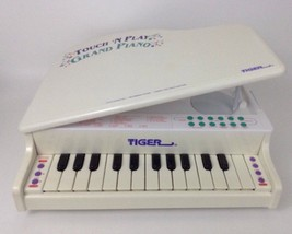 Touch 'N Play Grand Piano Recording System Tiger Electronics with Batteries - $178.15