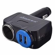 Car Cigarette Lighter Interface Socket Splitter... - $13.20
