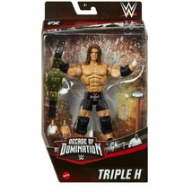 WWE Elite Collection Decade of Domination Triple H Action Figure Mattel - $34.62