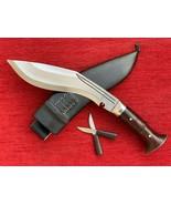 GURKHA PANAWAL CHIRA  KHUKURI KHUKRI KUKRI KNIFE 10.5 INCH FULL TANG - $64.35