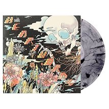 Heartworms Clear & Black Marbled Vinyl [Vinyl] The Shins - $42.56