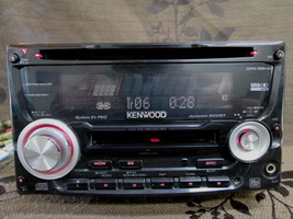 KENWOOD CD / MD deck serviced / repaired DPX-55MD Toyota/Daihatsu power ... - $198.00