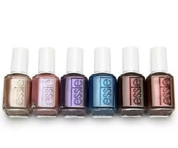 Essie Nail Polish Fall 2019 Collection Complete Set Matte GAME THEORY - $34.64