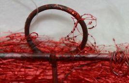 Hanna's Handiworks 63202 Red Glittery Santa Glove Wall Hanger image 7