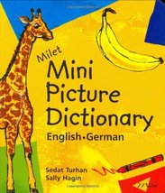 Milet Mini Picture Dictionary: English-German [Board book] Turhan, Sedat... - $9.79