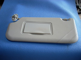 2012 FORD FOCUS LEFT SUN VISOR