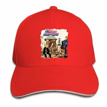 Gram Parsons The Flying Burrito Brothers Wild Horses Baseball Cap Hat Red - $29.99