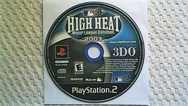 High Heat Major League Baseball 2003 (Sony PlayStation 2, 2002) - $4.20