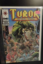 #2 Turok Dinosaur Hunter Valiant Comic Book D780 - $3.36
