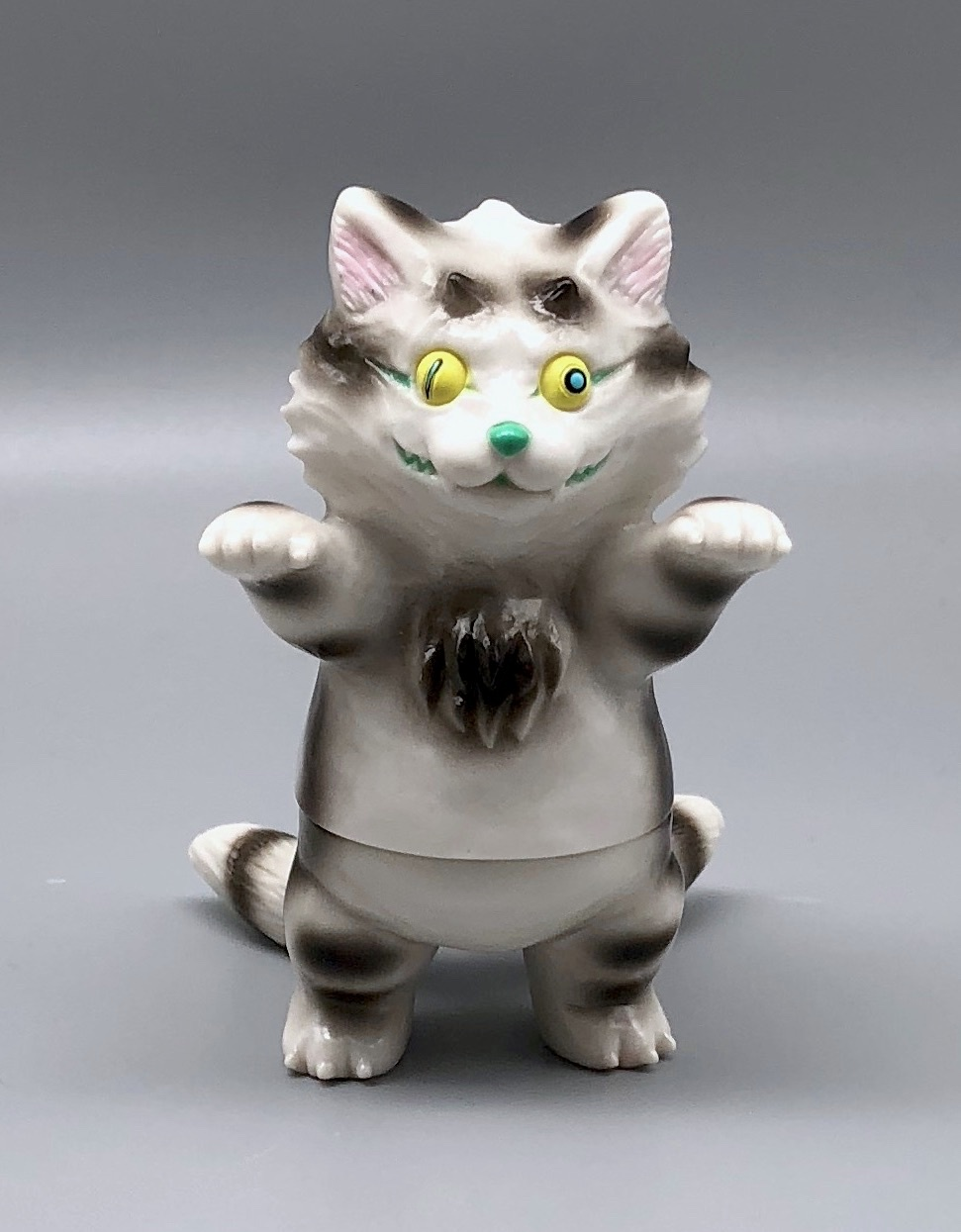 T9G Aoba Cat White Painted version