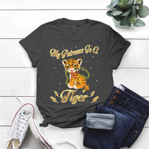 My Patronus Is A Tiger Harry Animals Potter Dad Mom T- Shirt Birthday Fu... - $15.99+