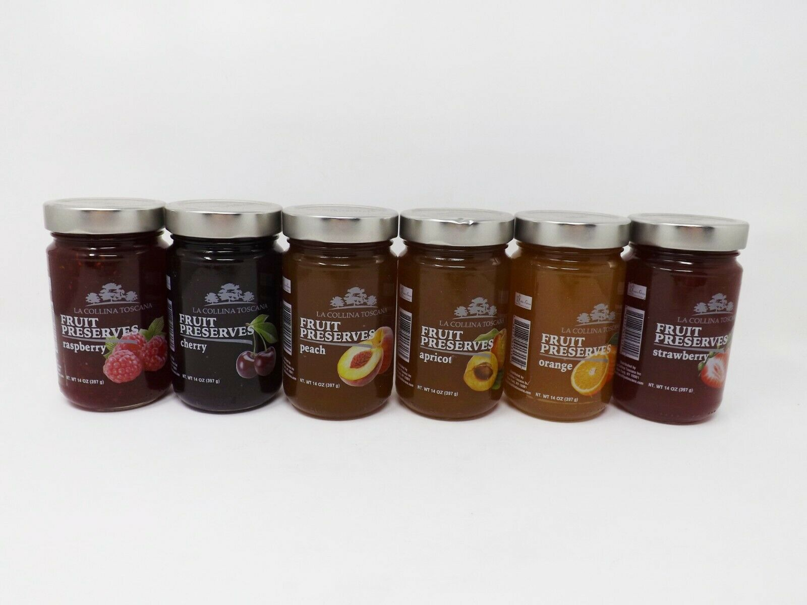 La Collina Toscana Fruit Preserves - 14 oz.