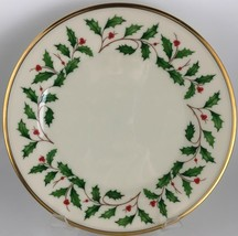 Lenox Holiday Salad plate  - $10.00