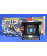 Electronic Battleship Game Lights Sounds Super Weapons Hasbro 2 Player 8+ - $15.83
