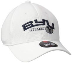 BYU Brigham Young Cougars NCAA Men's Under Armour Stretch Fit Hat, Small... - $15.95