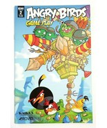 Angry Birds Game Play #2 Cover IDW Comic Book 2017 RARE HTF - $57.96